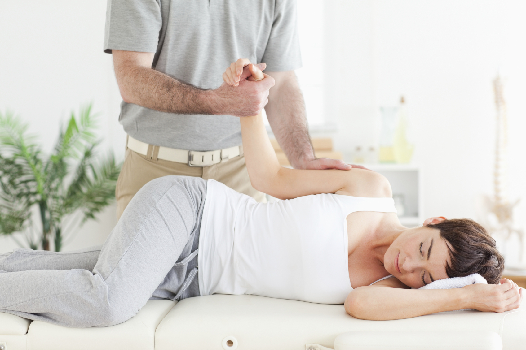 chiropractic adjustment